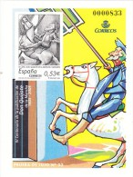 Prueba Nº 86 Al 89 - Blocs & Hojas