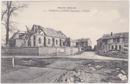 Terron-sur-Aisne 1918 - Vouziers