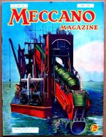 MECCANO MAGAZINE Volume XIII N° 5 Mai 1936 (France) > Paris En Transformation (Exposition De 1937)... - Meccano