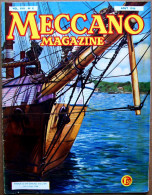 MECCANO MAGAZINE Volume XIII N° 8 Août 1936 (France) > Entretien Des Voies Ferrées : Procédés Modernes Du Réseau PLM... - Meccano