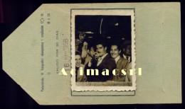 Tir à La Carabine Au Stand Foire Prix Pour Le Tir De Précision Surrealisme-Rifle Shooting FÊTE FORAINE Photobooth 1956 - Photos