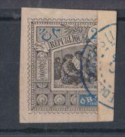 *F-EX.881  FRANCE COLONIES OBOCK SOMALIES COST BICEPT - Obock (1892-1899)