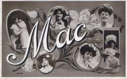 NOVELTY -  LARGE LETTER MAC Nov46 - Firstnames