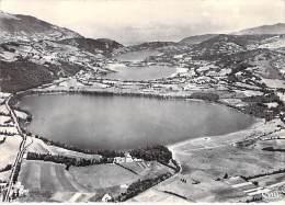 PIERRE CHATEL 38 - Le Lac - Jolie CPSM Dentelée Noir Blanc GF 1960 - Isère - Sonstige Gemeinden