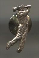 GOLF - Vintage Pin, Badge, Brooch - Golf
