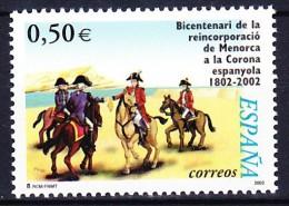 ESPAGNE 2002 YT N° 3462 ** - 2001-10 Unused Stamps