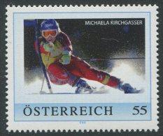 ÖSTERREICH / PM Michaela Kirchgasser / Postfrisch / MNH /  ** - Personalisierte Briefmarken