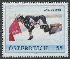 ÖSTERREICH / PM Marion Kreiner / Postfrisch / MNH /  ** - Personalisierte Briefmarken