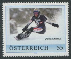 ÖSTERREICH / PM Doresia Krings / Postfrisch / MNH /  ** - Personalisierte Briefmarken