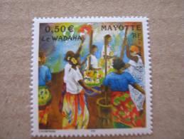 MAYOTTE    P 14 * *    DANSE - Neufs