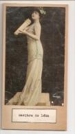 """DOUBLE AUTOGRAFO DÉDICACÉ AUTOGRAPHED """"XAVIÉRE DE LEKA & BLONDINETTE D´ ALAZA"""" VINTAGE 1900 EXCLUSIVE NON CIRCULEE GECKO - Handtekening"""
