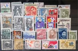 Ceskoslovensko- Lot Stamps (ST385) - Timbres