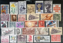 Ceskoslovensko- Lot Stamps (ST393) - Timbres