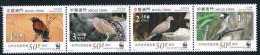 MC0100 Macau 2010 WWF WWF Panda Logo Of Birds 50 Years 4 100 - 1999-... Sonderverwaltungszone Der China