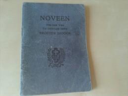 Noveen ter ere van de dienaar Gods Broeder Isidoor van de H. Jozef Wezembeek-Oppem, 72 blz., 1952