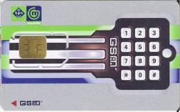 "GSM Sim Card From Netherlands (mint) - ""Kpn Mobile"" - Telefonkarten"