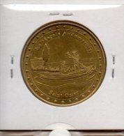 Monnaie De Collection FranceMédailles : Le Marais Audomarois - Touristiques