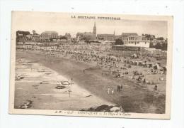 Cp , 22 , SAINT QUAY - PORTRIEUX , La Plage Et Le Casino , Ed : Waron 9248 , Voyagée 1939 - Saint-Quay-Portrieux