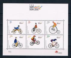 Portugal 2000 Radsport Block 161 ** - 1910 - ... Repubblica