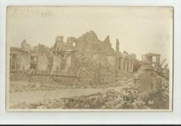 Lombardsijde - Middelkerke   *  Fotokaart Oorlog Ruines  - A La Belle Vue - Middelkerke