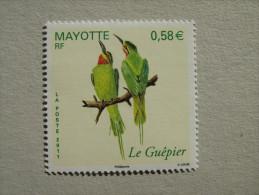 MAYOTTE   P 246  * *    FAUNE  OISEAU - Neufs