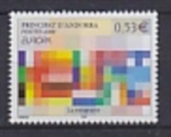 Europa Cept 2006 Andorra Fr 1v ** Mnh (23507E) - Europa-CEPT