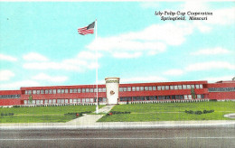 Springfield - Missouri. Lily Tulip Cup Corporation. - Springfield – Missouri