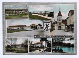5078   Cpm   Moorheibad BAD SCHUSSENRIED  Carte Photo Multivues !! - Bad Schussenried