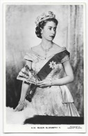 Cpsm: H.M. QUEEN ELIZABETH II (Photograph Dorothy Wilding) - Other