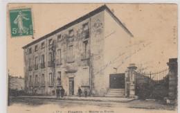 FAUGERES. Mairie Et Ecole - France