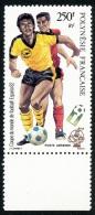 POLYNESIE 1982 - Yv. PA 168 ** TB Bdf  Faciale= 2,10 EUR - Coupe Du Monde De Football ESPANA'82 ..Réf.POL22267 - Poste Aérienne