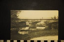 CP, 78, CONFLANS SAINT HONORINE Les Deux Ponts Vierge - Conflans Saint Honorine
