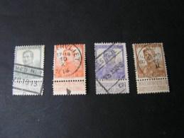 == Belgien   Lot - 1912 Pellens