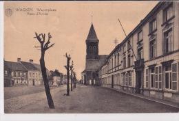 WAKKEN : Wapenplaats - Place D'armes ( 2 Timbres) - Dentergem