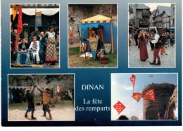 Dinan - La Fête Des Remparts - Multivues - Dinan