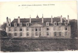 22 --- Henon - Moncontour --- Chateau De Catuelan  TTB  écrite - Moncontour