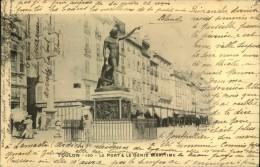 N°1049 LLL 64 TOULON  LE PORT ET LE GENIE MARITIME - Toulon