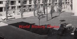 Photo Ancienne - CHALONS Sur MARNE -HLM En Construction -1964- Automobile Citroen Traction Du Vélo Club Chalonnais - DS - Lugares