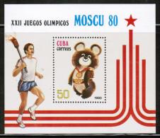 CU 1980 MI BL 61 - Blocks & Kleinbögen