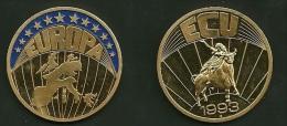 Medalla Token Jeton Alemania ECU 1993 - Alemania