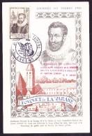 France Journée Du Timbre 1946 - Angers - ....-1949