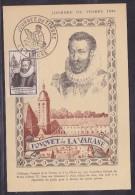 France Journée Du Timbre 1946 - La Flèche - ....-1949