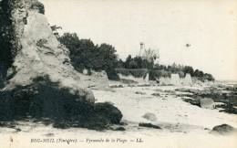 BEG MEIL -29- PYRAMIDE DE LA PLAGE - Beg Meil