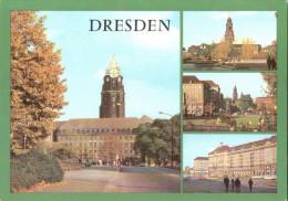 Dresden - Mehrbildkarte - DDR 2 - Dresden