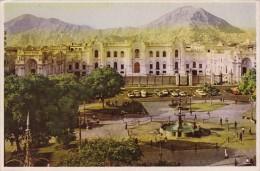 Peru Lima Government Palace