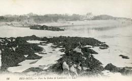 BEG MEIL -29- VERS LA GREVE DE LANTECOST - Beg Meil