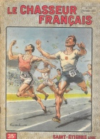 Le Chasseur Français N°669 Novembre 1952 - Athlétisme (sprint) - Illustration G.F. Rötig - Hunting & Fishing