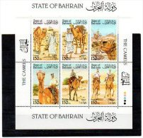 1989 BAHRAIN - Camels ( Complete Sets ) - Non Classificati
