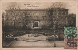 CPA SILESIE - OPPELN OPOLE - Gorzów Śląski - Plebiscite De 1921 - Konigl. Regierung - Cachet 1921 - TB - Polen