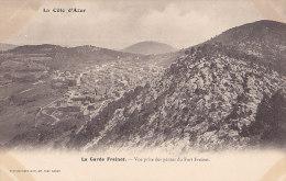 83 / LA GARDE FREINET / VUE PRISE DES PENTES DU FORT FREINET / RARE / EDIT HELMLINGER - La Garde Freinet